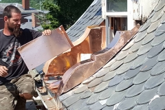 Copper Window Wells - Salem, Ma