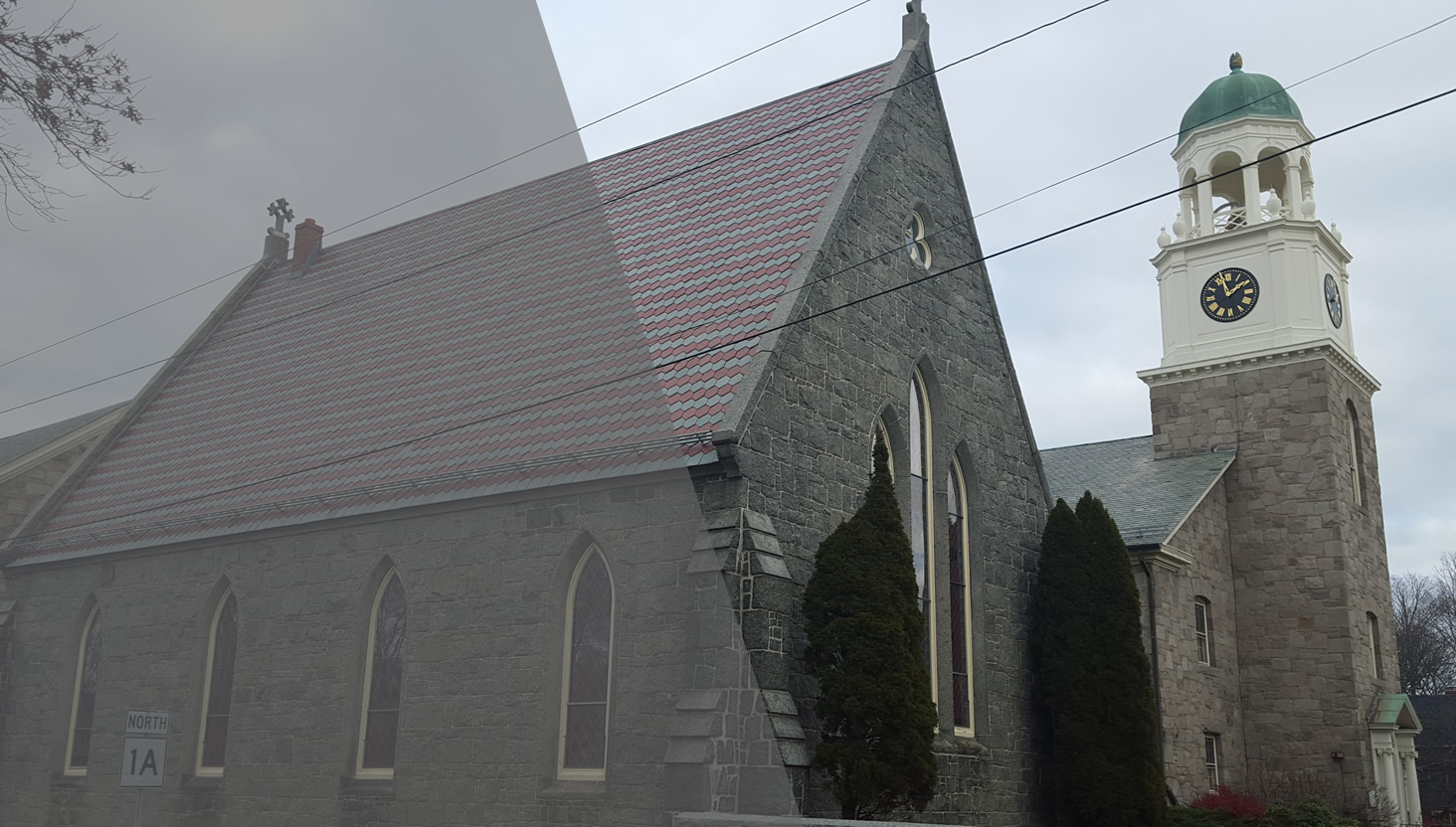 Church Slate Roofing - by J.B Kidney Roofing, Salem, MA